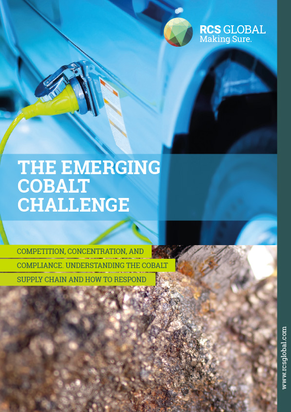The Emerging Cobalt Challenge