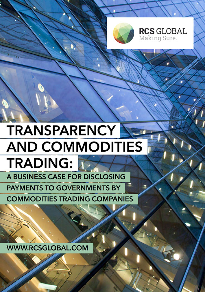 Transparency and Commodities Trading - RCS Global Group