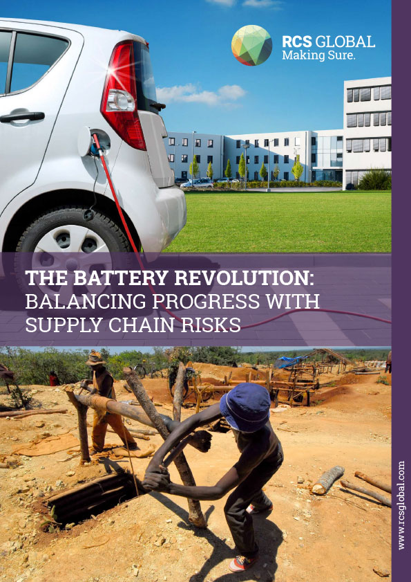 The battery revolution: balancing progress with supply chain risks